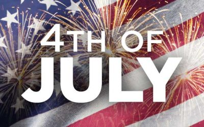 A SAFE AND HAPPY FOURTH OF JULY